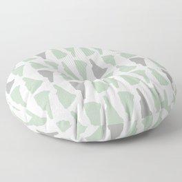 New Hampshire (Rustic) Floor Pillow