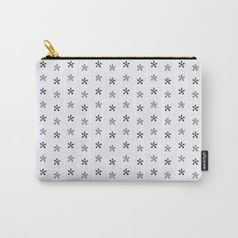Turtle Flowers Carry-All Pouch