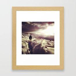 Cader Bronwen Framed Art Print