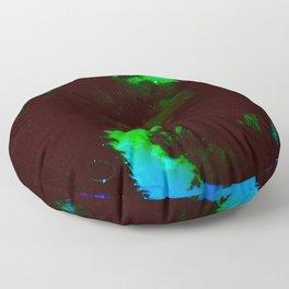 Soap Bubble 7 Floor Pillow