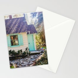 Stevie's Lake Tahoe Cottage Stationery Cards