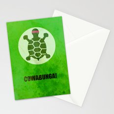TMNT (Super Minimalist series) Stationery Cards