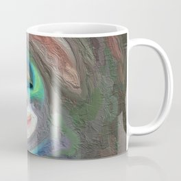 Abstract Mandala 126 Coffee Mug