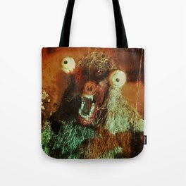 THE MUCK MONSTER Tote Bag