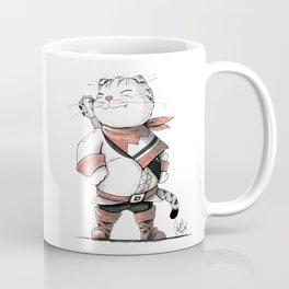 Bard Scottish Fold Cat Coffee Mug