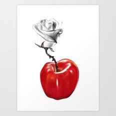 Poisoned Chalice Art Print