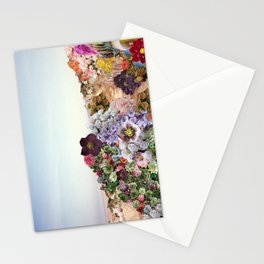 Floral Beach Stationery Cards