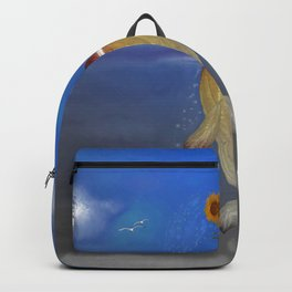 whale fantasy Backpack