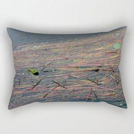 That Tarn Frog Rectangular Pillow