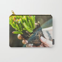 The Joy of Gardening Carry-All Pouch