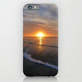 Sun-kissed Sea iPhone Case