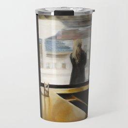 """""""SUBWAY INN"""" Travel Mug"""