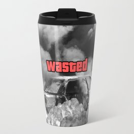 Wasted GTA Travel Mug