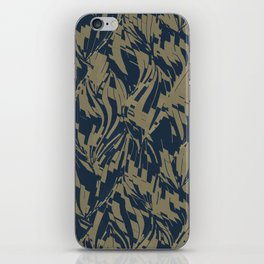 Abstract BG iPhone Skin