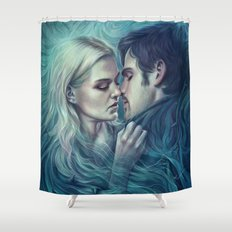 A One-Time Thing Shower Curtain
