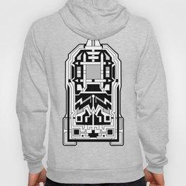 Monolith - Art Deco Design Hoody