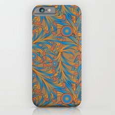 psychedelic Art Nouveau  iPhone 6s Slim Case