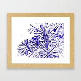 Raindrops XIV Framed Art Print