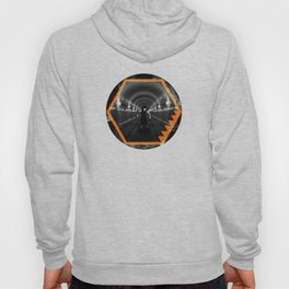 Trapped In Abstract Hoody