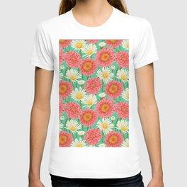 Kitschy Daisy Bouquet T-shirt