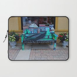 Sylvania Bench Laptop Sleeve