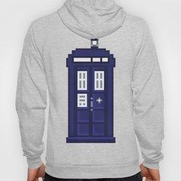 8-bit TARDIS Hoody