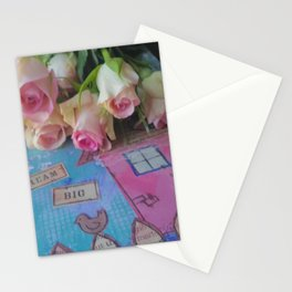 House Of Roses Stationery Cards