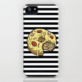 J DILLA + PZZATTS iPhone Case