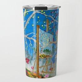 Fairy Artist Travel Mug