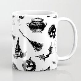Halloween pattern design Coffee Mug