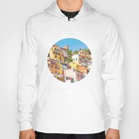 italy Hoodies featuring Italy by GF Fine Art Photography