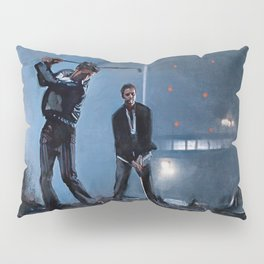Tyler Durden and the Narrator - Golfing Buddies - Fight Pillow Sham