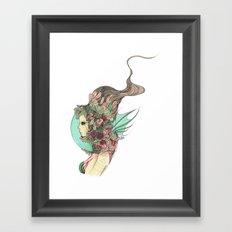 Kya  Framed Art Print