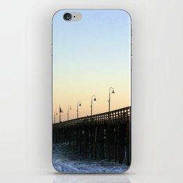 Ventura Ocean Wave Storm Pier iPhone Skin