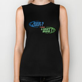 Bud Light or Light Bud Biker Tank
