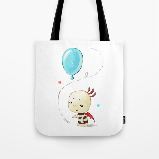 Balloon 2 Tote Bag