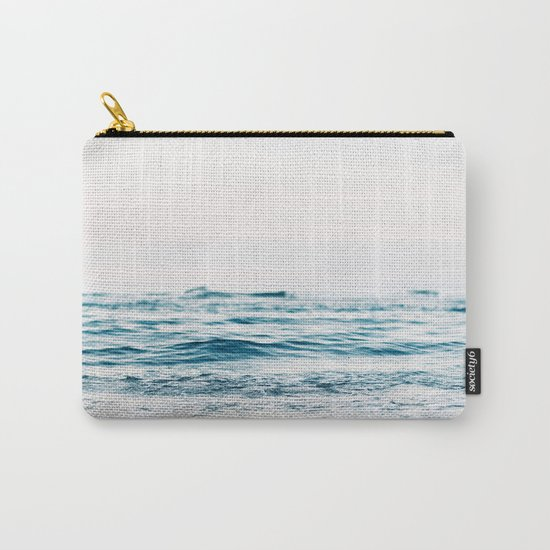 Kiss Me Like A Wave Carry-All Pouch