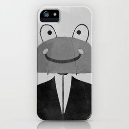 happy man iPhone Case