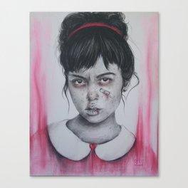 Princess Issues Canvas Print