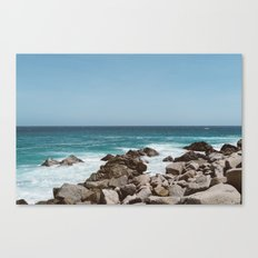 Cabo Boat III Canvas Print