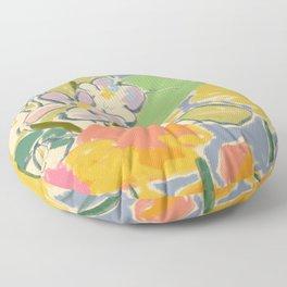 MORNING GARDEN Floor Pillow