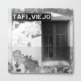 Tafi Viejo Metal Print