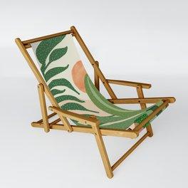 Desert Garden Sunset Sling Chair