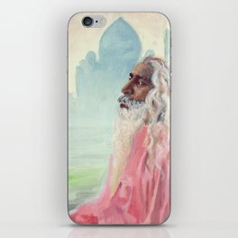 A Peaceful Glance iPhone Skin