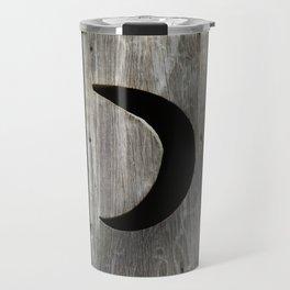 Outhouse Moon Travel Mug