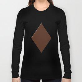 Brown Derby Mud Long Sleeve T-shirt