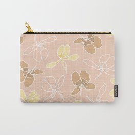 Yellow Ginger  Carry-All Pouch