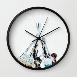 Sword art onlie Wall Clock