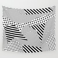 games Wall Tapestries featuring Beach Games by Tyler Spangler