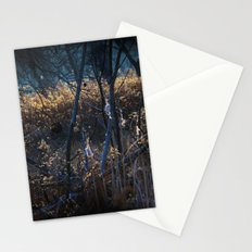 Swampy Field Forest Stationery Cards